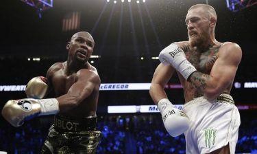 Mayweather εναντίον McGregor: Τα χτυπήματα του Αμερικανού που διέλυσαν τον προκλητικό Ιρλανδό (vid)
