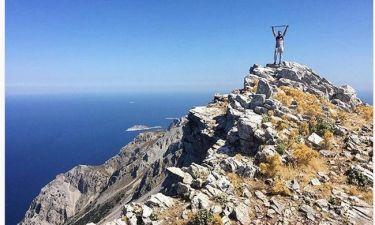 Ηλίας Βρεττός: Έπιασε… κορυφή