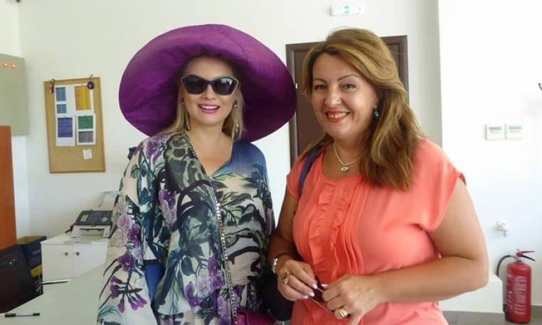 Όταν η βουλευτής Μαρία Αντωνίου συνάντησε τη Λένα Λένινα στην Καστοριά
