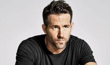 Η φωτογραφία του Ryan Reynolds που έγινε viral