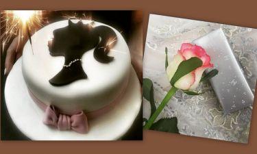 Η εντυπωσιακή τούρτα και το δώρο για τα γενέθλια της…