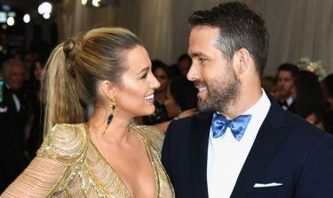 Τα τρυφερά λόγια της Blake Lively για τον σύζυγό της Ryan Reynolds