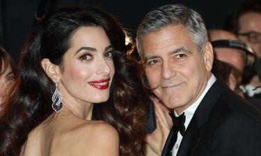 Ο George Clooney δηλώνει… τρομαγμένος με τον ερχομό των διδύμων