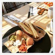 Ελιάνα Χρυσικοπούλου: Ζηλέψαμε το πρωινό, που απόλαυσε στη Μύκονο