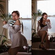 Θα πάθετε πλάκα με την... σέξι Αρετή Κοσμίδου: Κάνει ντουζ φορώντας ένα αποκαλυπτικό μαγιό!