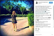 Αλεξάνδρα Χατζηγεωργίου: Η νέα φωτό και το μήνυμά της στο instagram: «Σας ευχαριστώ πολύ για...»