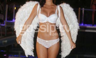 Wannabe άγγελος της Victoria's Secret η…