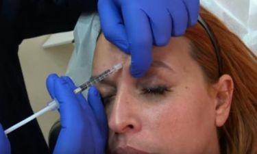 Σίσσυ Χρηστίδου: Κάνει botox on camera
