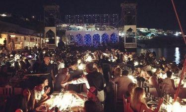 """Άραβες και Τούρκοι κροίσοι τα """"έσπασαν"""" στην συναυλία του Ρέμου στην Μύκονο"""