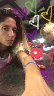 Σοφία Καρβέλα – Άννα Βίσση: Selfie για μαμά κόρη!