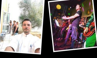 Νίκος Μίχας. Το πρωί γιατρός…το βράδυ τραγουδιστής. Δείτε εικόνες (Nassos Blog)