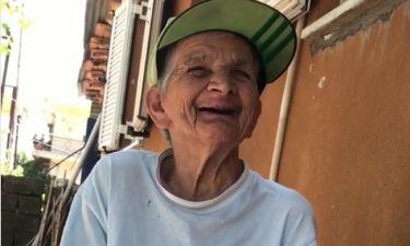 Τρελό γέλιο: Η γιαγιά που έχει τρελάνει τον Άρη Σοϊλέδη