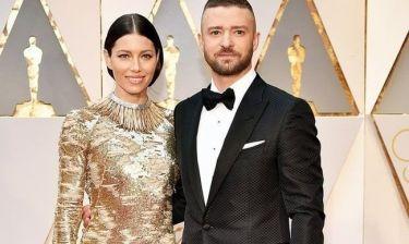 Love is in the air: Justin Timberlake και Jessica Biel στην πιο τρυφερή τους στιγμή μέχρι σήμερα