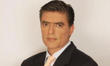 Νίκος Ευαγγελάτος: Πρεμιέρα για το Live News στο Έψιλον!