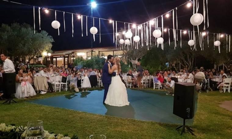 O γάμος που ένωσε τη showbiz και την πολιτική