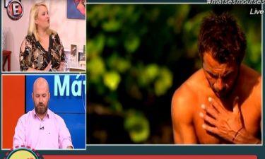 Ο Γιώργος Αγγελόπουλος στο… Άγιο Όρος – Η Κόσιαβα τον μιμείται και προκαλεί αντιδράσεις on air!