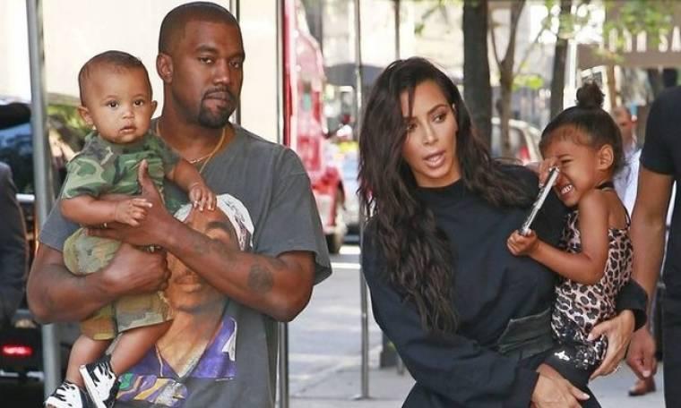 Kim τι έχει συμβεί; Ο Kanye West σε μυστικό δείπνο με νεαρή και σέξι star