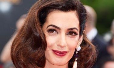 Ξέρουμε τα προϊόντα που χρησιμοποίησε στο μακιγιάζ της η Amal Clooney