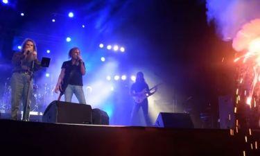 Μία ξεχωριστή στιγμή! Ψαραντώνης - Παπακωνσταντίνου τραγουδούν Ξυλούρη