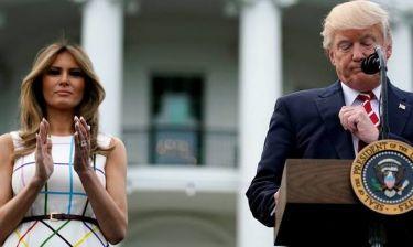 Μελάνια Τραμπ: Η Μαίρη Κατράντζου αναστατώνει το Λευκό Οίκο