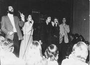 Θλίψη: «Έφυγε» από τη ζωή γνωστή Ελληνίδα τραγουδίστρια