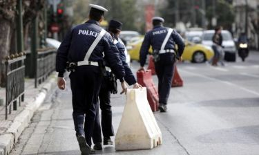 Επίσκεψη Μακρόν στην Αθήνα: Ποιοι δρόμοι θα είναι κλειστοί