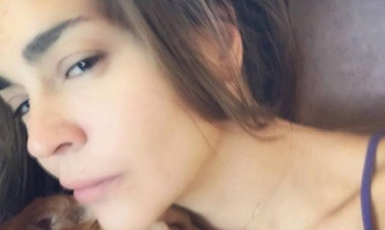Νικολέτα Καρρά: «Ο πιο γλυκός πρωινός μου μπελάς...!»