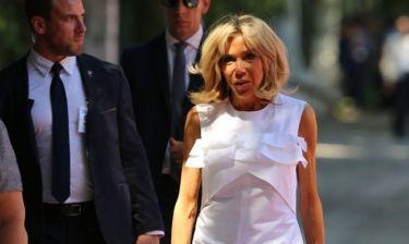 Brigitte's way... Τι επέλεξε να φορέσει η Πρώτη Κυρία της Γαλλίας κατά την επίσκεψή της στην Ελλάδα;