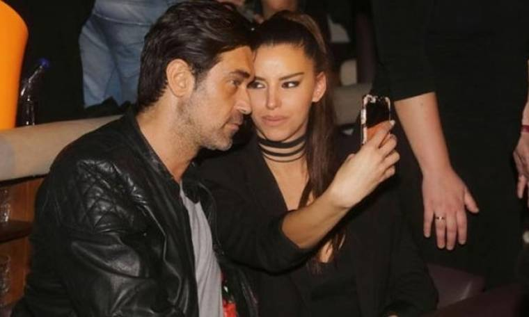 Η ρομαντική φωτογραφία του Burak Hakki με την σύντροφό του