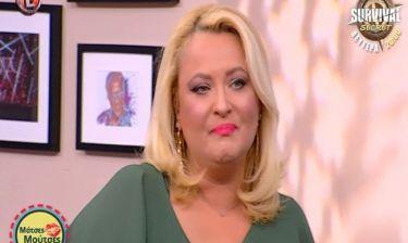 Τζωρτζέλα Κόσιαβα: Ξέσπασε σε κλάματα στο τέλος της εκπομπής της στο Έψιλον!