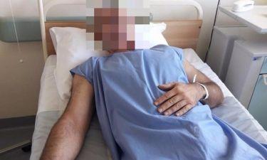 Εσπευσμένα στο νοσοκομείο τώρα γνωστός δημοσιογράφος (εικόνες) (Nassos blog)