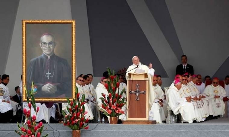 Πάπας Φραγκίσκος από Κολομβία: Η ειρήνη θα αποτύχει αν δεν υπάρξει συμφιλίωση
