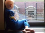 Η επιθυμία του οκτάχρονου Βαγγέλη, που έχει λευχαιμία, να γνωρίσει τον Αγγελόπουλο (φωτό)
