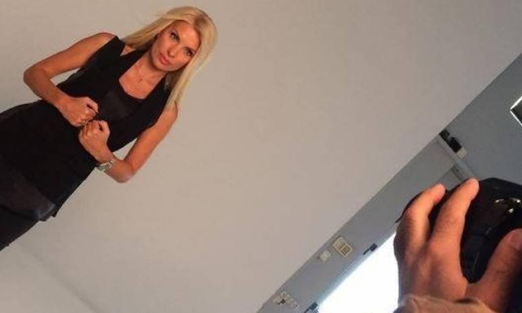 Ελένη Μενεγάκη: Η backstage φωτογραφία για τη νέα σεζόν!