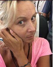 Ακομπλεξάριστη η Γκαγκάκη: Η selfie χωρίς φίλτρα στο instagram!