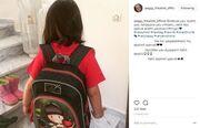 Πέγκυ Τρικαλιώτη: Η πρώτη μέρα στο νηπιαγωγείο για την κόρη της (φωτό)