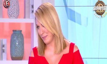 Τι είπε η Τατιάνα για την αποχώρηση του συνεργάτη της