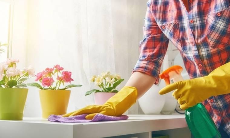 Πόσες θερμίδες θα κάψετε κάνοντας τις δουλειές του σπιτιού