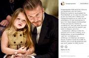 Κώστας Σπυρόπουλος: Η φωτογραφία του Beckham στο Instagram του και το μήνυμα