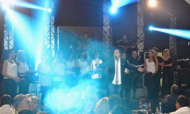 Απίστευτη βραδιά στο Ναύπλιο με τον Βασίλη Καρρά