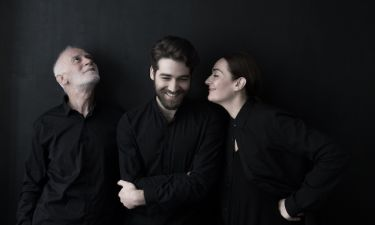 Η Ελένη Ουζουνίδου και ο Γιώργος Χριστοδούλου στον «Αρίστο»