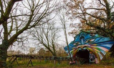 Τα εγκαταλελειμμένα μέρη του Βερολίνου και οι ιστορίες τους
