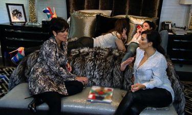 Αυτές είναι οι Kardashians: Κλόι και Κόρτνεϊ κάνουν διακοπές στην Ελλάδα