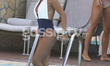 Αναστάτωσε τη Ρόδο με την κορμάρα της η πρώην Survivor…