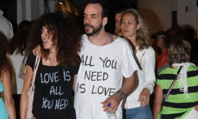 Μουζουράκης-Σολωμού: Τι συμβαίνει με τη σχέση τους; Οι φήμες χωρισμού και η δήλωση της ηθοποιού!