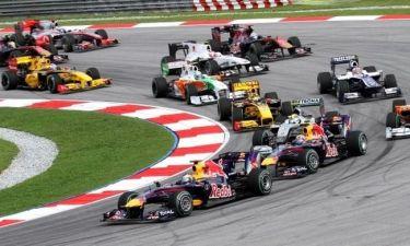 Formula 1: Το Γκραν Πρι Σιγκαπούρης στην ΕΡΤ2 και την ΕΡΤHD