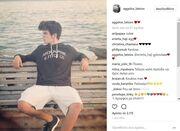 Η νέα φωτό του Άγγελου Λάτσιου που «σάρωσε» το instagram