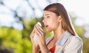 Εποχικές αλλεργίες: Έξι παράγοντες που τις επιδεινώνουν