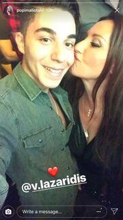 Πόπη Μαλλιωτάκη: Το γλυκό φιλί στον κούκλο γιο της «έριξε» το instagram