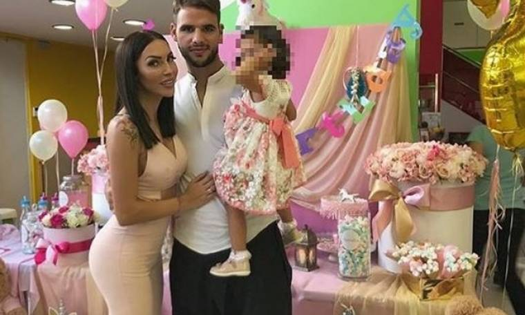 Η κόρη των Θεοδωροπούλου - Ταχτσίδη έγινε 2 χρονών. Το μήνυμα της Ζέτας στο instagram